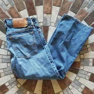 Lucky Brand Jeans Sweet 'n Low Crop Women's 4 27